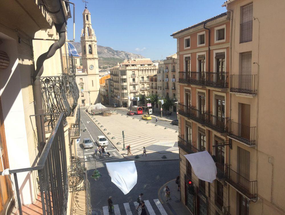 Piso en San Nicolas junto a la Plaza España!!!!!