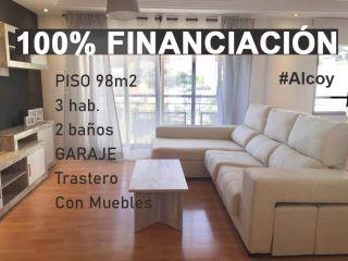 Piso en venta en Alcoy de 98  m²