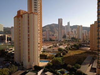 Vivienda en Avenida Juan Fuster Zaragoza, 16     7.- planta   - Benidorm Edificio EVAMAR 8