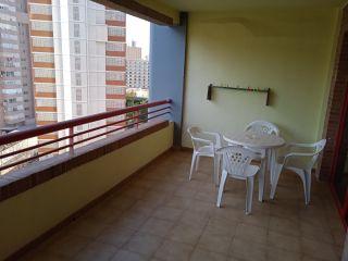 Vivienda en Avenida Juan Fuster Zaragoza, 16     7.- planta   - Benidorm Edificio EVAMAR 15