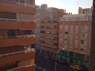 Piso y plaza de garaje en calle Alcalde Ramón Hernandez  Esquina con Avenida Aguilera 13